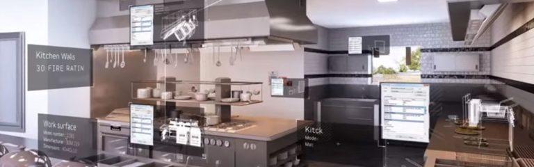 BIM para diseño de cocina | MURALIT